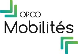 logotype de l'opco mobilités partenaire de BGE Sud-Ouest